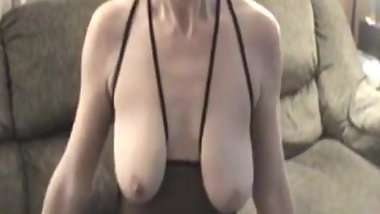 Great Moments in Floppy Tits  11