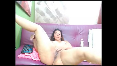 aunty big ASS squirts - booty mature horny 1