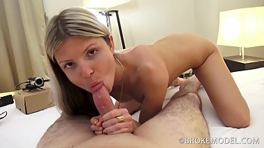 Small Russia Spy Gina Gerson Fucks Me To Get A Secret Reproductive Formula
