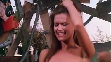 Busty Hottie Fucks Mutated Monster