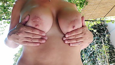 Suncream and Tits