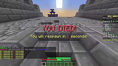free minecraft bedwars gameplay you can use for your videos :D