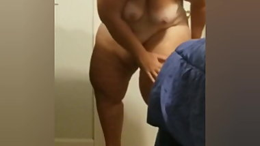 Mature BBW huge ass wife