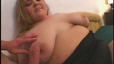 Fucking this Horny Fat BBW slut from the market