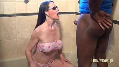 Pissing Fun with Laura 02