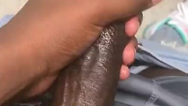 Young Black Dick