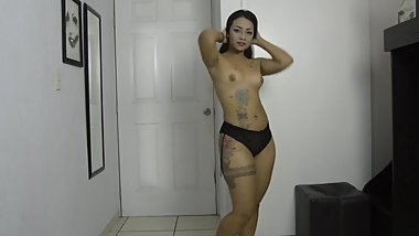 Sexy Latina Striptease. Name?