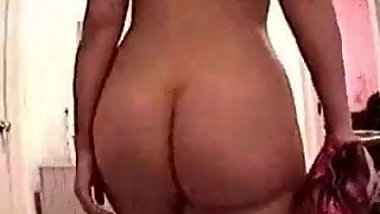 A SEXY CHUBBY BOOTY