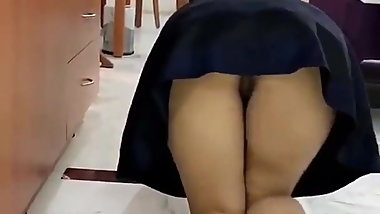 Desi Indian wife a bitch-couple