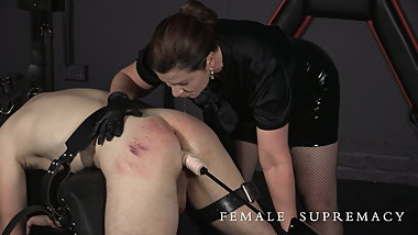 Femdom Mistress Virtual Reality featuring Baroness Essex