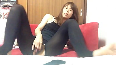 Japanese Amateur Solo Shaking Orgasm 4