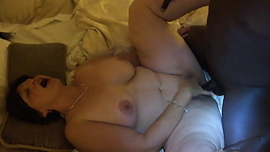 Amateur Cuckold - BBC Breeding Wife - Hubby Films